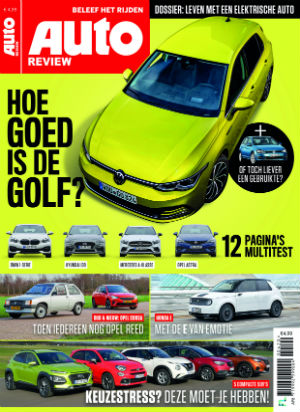 Auto Review 3 nummers -