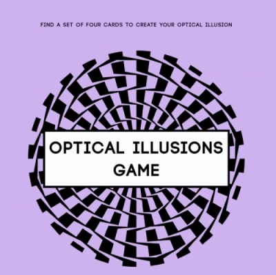 Optical Ilusions Game - PaulBaars